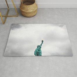 Liberty, Hope, America.... Rug