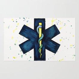 EMT Hero Rug