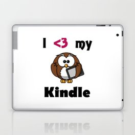 Kindle Love Laptop & iPad Skin