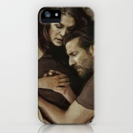 """""""A Moment of Peace"""" iPhone Case"""