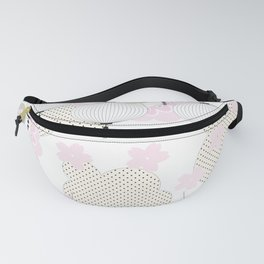 Chinese pattern Fanny Pack