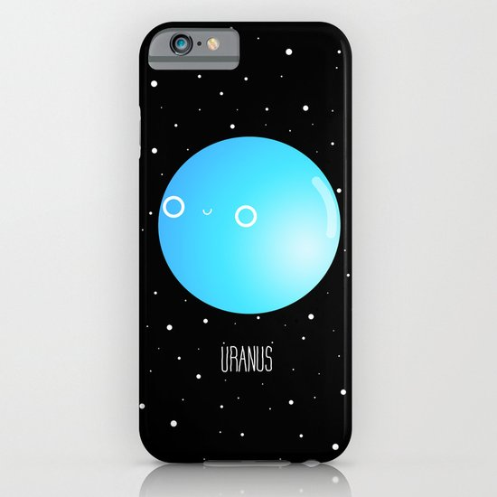 Uranus iPhone & iPod Case