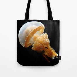 Spotted Jelly Fish Tote Bag