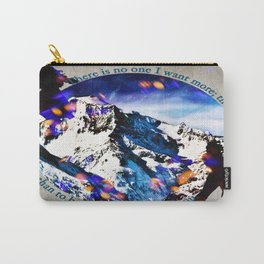 Nina and Matthias - Overwhelm Me Carry-All Pouch