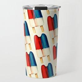 Popsicle Pattern - Double Travel Mug