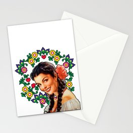 MEXICANA 5 Stationery Cards