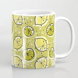 Atomic Lemonade_Green Coffee Mug