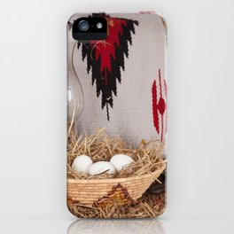 Country Breakfast iPhone Case