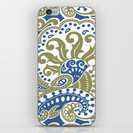 Bohemian Paisley iPhone Skin