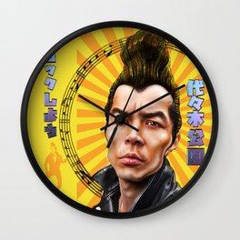 Let's Rock! @ Yoyogi Koen Wall Clock