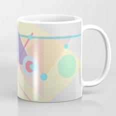 Geometric pastel 01 Mug