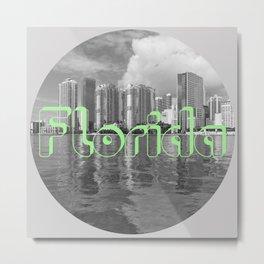Mainline Florida Metal Print
