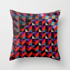 Unreleased Pattern #6 Throw Pillow
