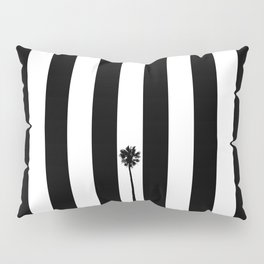 Palm Tree Flag Pillow Sham