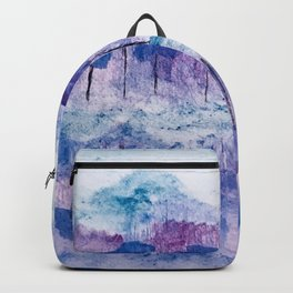 """""""Cold Reflections"""". Backpack"""