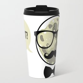 Moon - What? Travel Mug