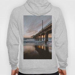 MANHATTAN BEACH PIER II Hoody