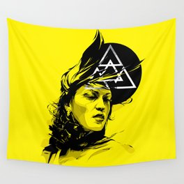 Omega One Wall Tapestry