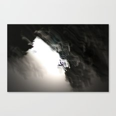 Confusion at Its Greatest Canvas Print