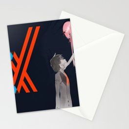Darling In The Franxx Stationery Cards