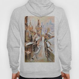 The old city Hoody