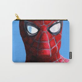 spidey print Carry-All Pouch