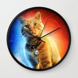 Captain Goose Wall Clock