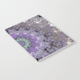 Fractal Wreath Notebook