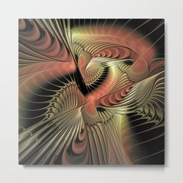 flamedreams -18- Metal Print