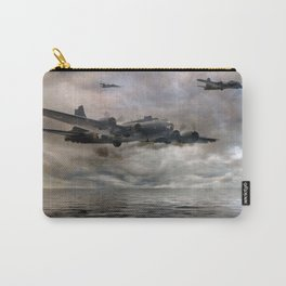 B-17 Flying Fortress - Almost Home Carry-All Pouch