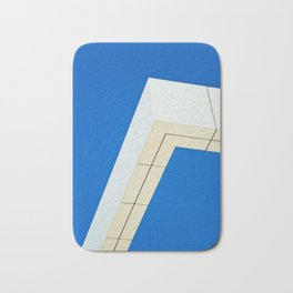 Architectural Angles Bath Mat