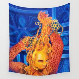 Sucker For Fame Wall Tapestry