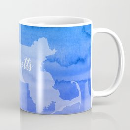 Sweet Home Massachusetts Coffee Mug