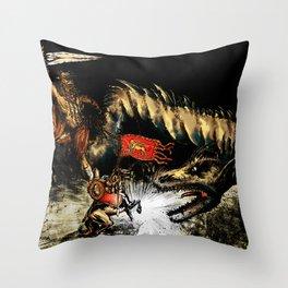 Venice Honour Throw Pillow