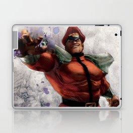 M Bison Laptop & iPad Skin
