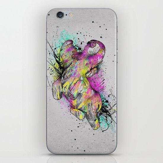 ELE'Paint iPhone & iPod Skin