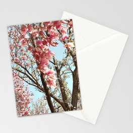 Magnolia Tree-01 Stationery Cards