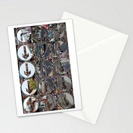 Traffic 05. Stationery Cards