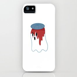 Little Ghost Gory iPhone Case