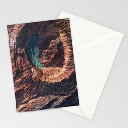 Day 0455 /// Eight hours nadir Stationery Cards