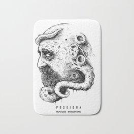 Poseidon - Mythology Series Bath Mat