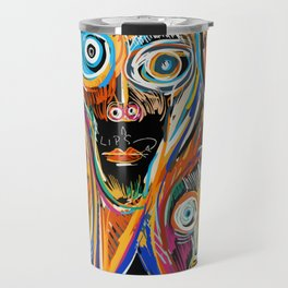 This is our soul Street Art Graffiti Travel Mug