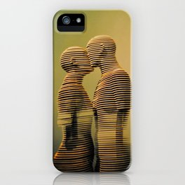 Lovers. iPhone Case