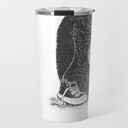 Owl Skool Travel Mug