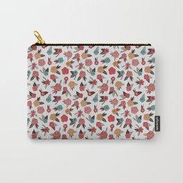 Pop Flower Belt Carry-All Pouch