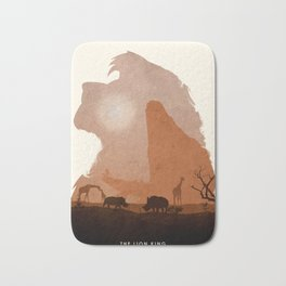 The Lion King Bath Mat