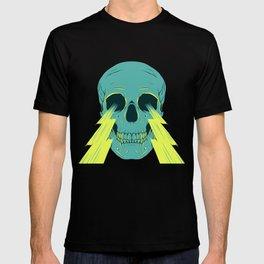 Lightning Skull T-shirt