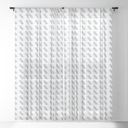 Made In Vermont Sheer Curtain