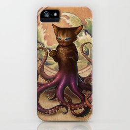 Octopussy iPhone Case