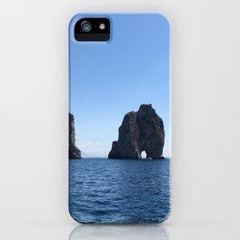 Tunnel of Love, Capri iPhone Case